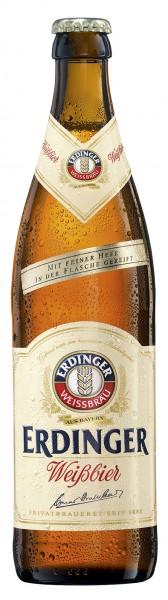 Erdinger Weißbier Hefe Hell 20x0,5l