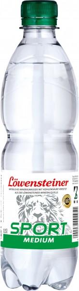 Löwensteiner SPORT Medium 11x0,5l PET