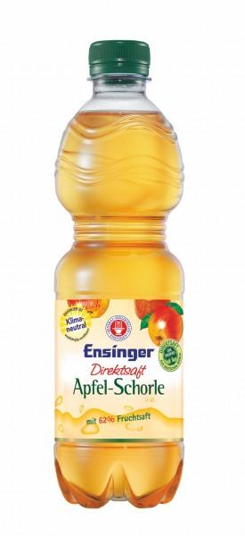Ensinger Direktsaft Apfelschorle 11x0,25l PET