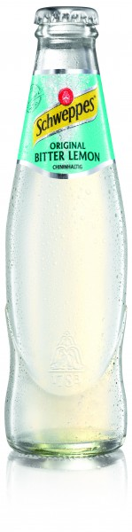 Schweppes Original Bitter Lemon 24x0,2l