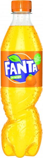 Fanta Orange 12x0,5l PET