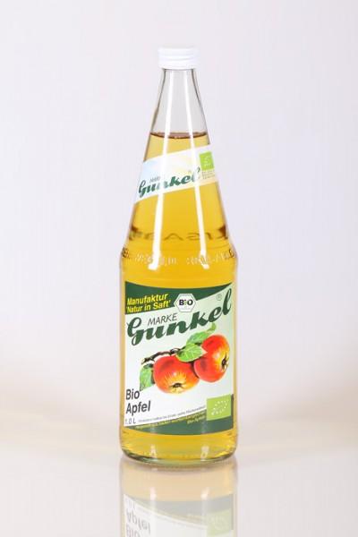 Gunkel Bio Apfelsaft klar 6x1l