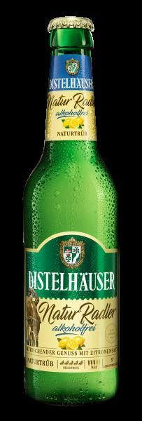 Distelhäuser Natur Radler Alkoholfrei 24x0,33l