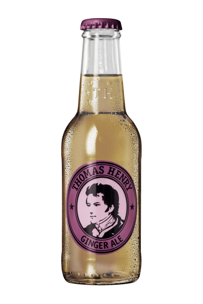 Thomas Henry Ginger Ale 24x0,2l