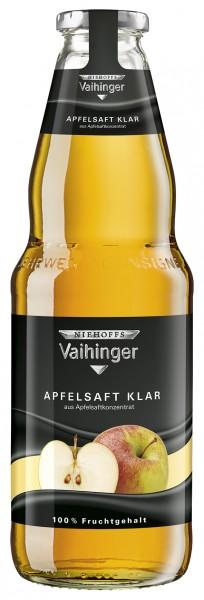 Niehoffs Vaihinger Apfelsaft klar 6x1,0l