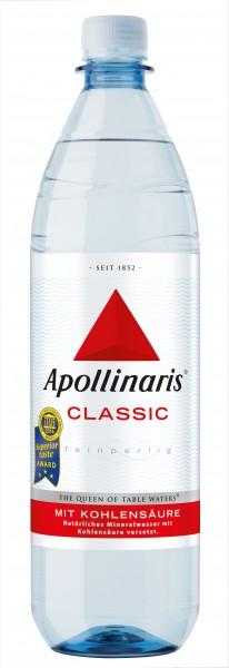 Apollinaris Classic PET 10x1,0 Ltr