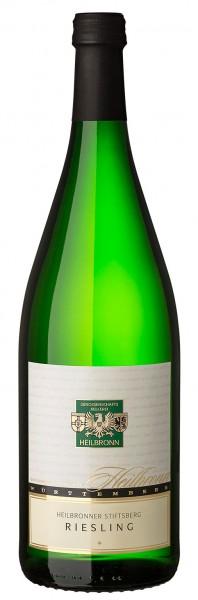 Heilbronner Stiftsberg Riesling Qualitätswein 1l