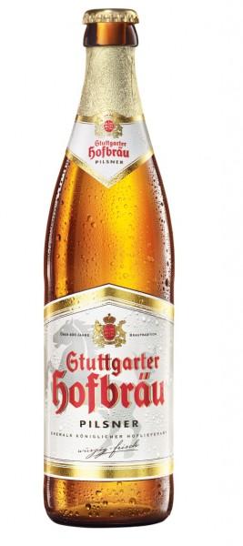Stuttgarter Hofbräu Pilsner 20x0,5l