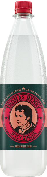 Thomas Henry Spicy Ginge 6x1,0l