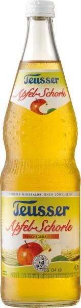Teusser Apfelsaftschorle 12x0,7l