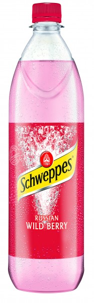 Schweppes Wild Berry 6x1,0l