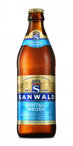 Sanwald Kristalweizen 20x0,5l