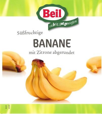 Beil Bananen-Nektar 6x1l