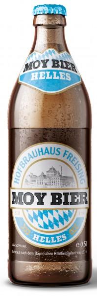 Mein Bier Moy Bier Helles 20x0,5l