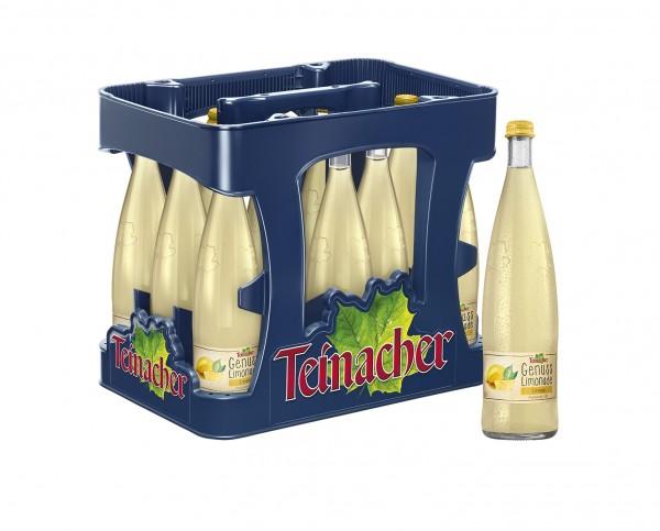 Teinacher Genuss-Limonade Zitrone 12x075l