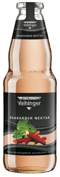 Niehoffs Vaihinger Rhabarber Nektar klar 6x1,0l