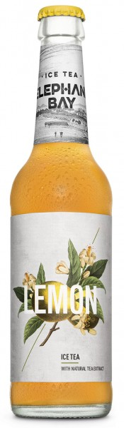 Elephant Bay Ice Tea Lemon 20x0,33l