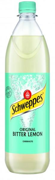 Schweppes Original Bitter Lemon 6x1l
