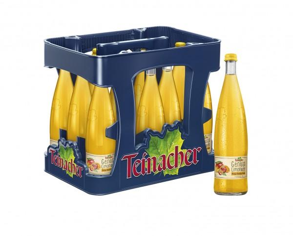 Teinacher Genuss-Limonade Mango-Maracuja-Orange 12x0,75l