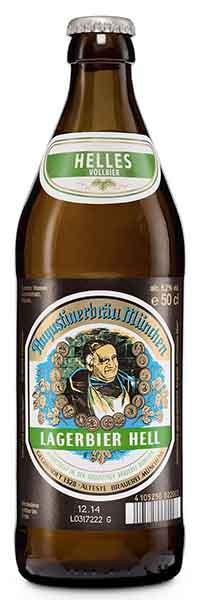 Augustiner Lager Hell 20x0,5l