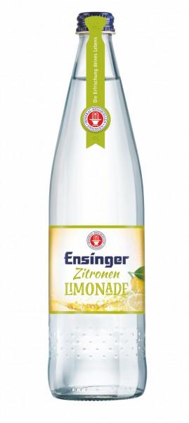 Ensinger Zitronenlimonade 12x0,75l