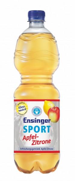 Ensinger Sport Apfel-Zitrone 9x1,0l PET