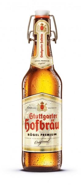 Stuttgarter Hofbräu Bügel Premium 20x0,5l