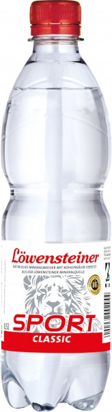 Löwensteiner SPORT Classic 11x0,5l PET