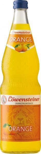 Löwensteiner Orangenlimonade 12x0,7l