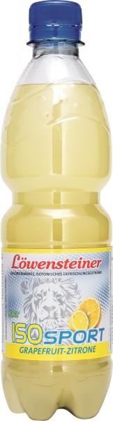 Löwensteiner ISO SPORT Grapefruit-Zitrone 11x0,5l PET