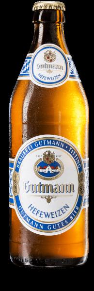 Gutmann Hefeweizen Hell 20x0,5l