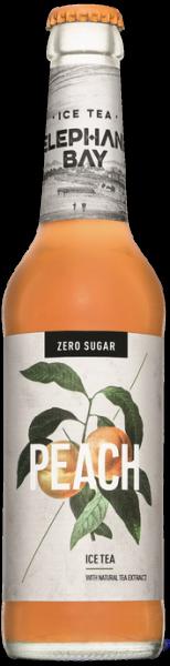 Elephant Bay Ice Tea Peach ZERO 20x0,33l