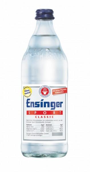 Ensinger Sort Classic Glas 12x0,5l