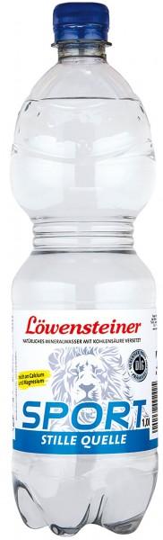 Löwensteiner SPORT Stille Quelle 9x1,0l PET