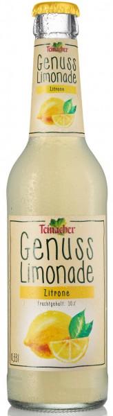 Teinacher Genuss-Limonade Zitrone 12x0,33l