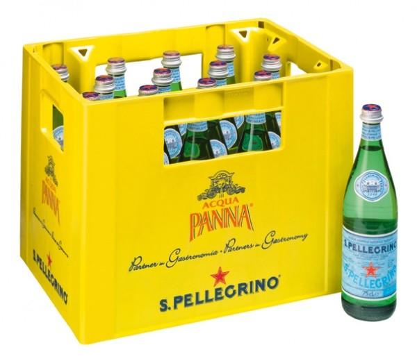 San Pellegrino 16x0,75l
