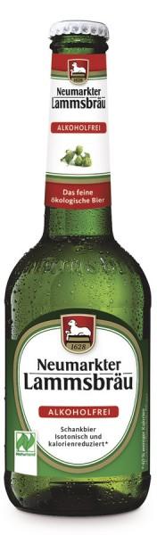 Neumarkter Lammsbräu Alkoholfrei 10x0,33l