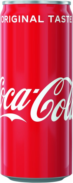 Coca Cola 24x0,33l Dose