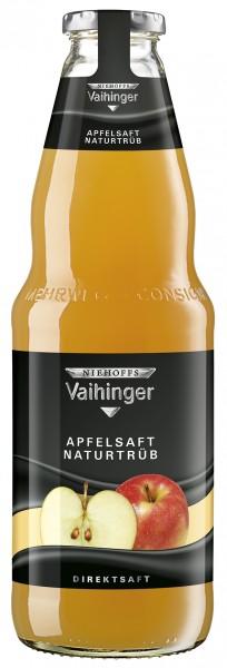 Niehoffs Vaihinger Apfelsaft naturtrüb - Direktsaft 6x1l