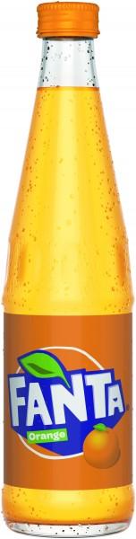 Fanta Orange 20x0,4l GLAS