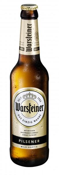 Warsteiner Premium Pils 24x0,33l