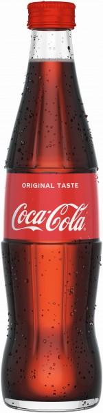 Coca Cola 20x0,4l GLAS