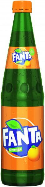 Fanta Orange 20x0,5l GLAS