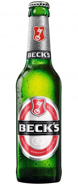 Becks Pilsener 24x0,33l