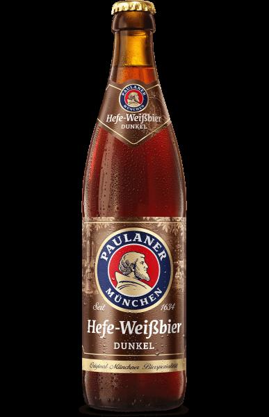 Paulaner Hefe-Weißbier Dunkel 20x0,5l