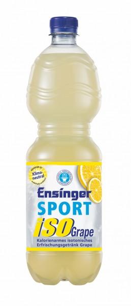 Ensinger Sport Iso Grape 9x1,0l PET