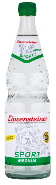 Löwensteiner SPORT Medium 12x0,7l