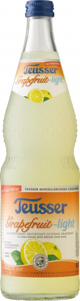 Teusser Grapefruit-light 12x0,7l