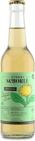 Stuggi Schorle Löwenzahn 24x0,33l