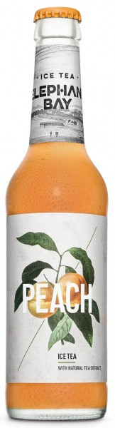 Elephant Bay Ice Tea Peach 20x0,33l